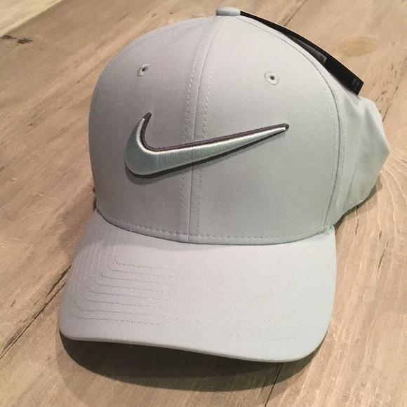 0635431b64e Nike Classic 99 Light Blue Dlex Fit M L Hat